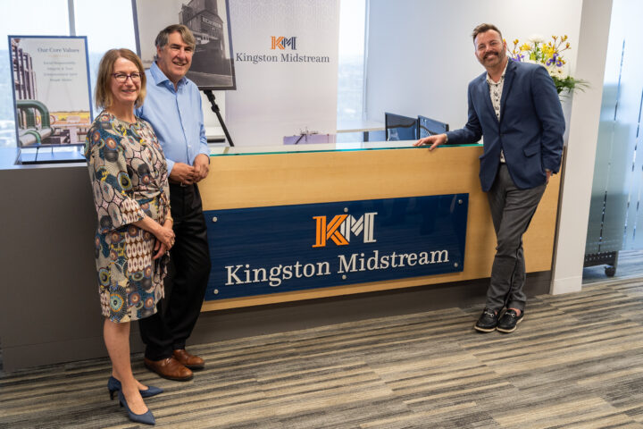 Tundra Energy Marketing Limited Announces Name Change to Kingston Midstream – Proudly Launched by Jason Krell Communications