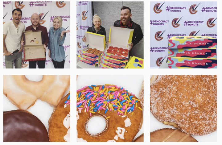 Alberta Spring Elections Get a Little Bit Sweeter with Democracy Donuts
